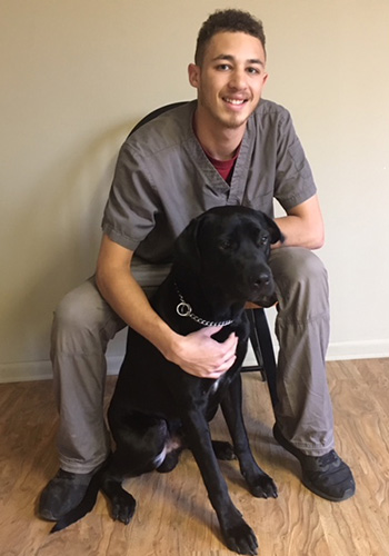 adrian at wooster animal clinic